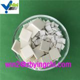 White alumina wear resistant ceramic tile with best price
