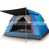 Hiking Party tent Outdoor aluminium Camping Tent