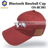 novelty products colours bluetooth beanie hat bluetooth baseball cap