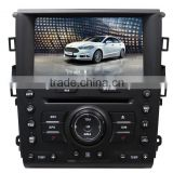 "8"" Double Din DVD GPS For FORD MONDEO 2013 Radio Stereo GPS For MONDEO 2013 Car Audio GPS CANBUS iPod SWC Bluetooth RDS"