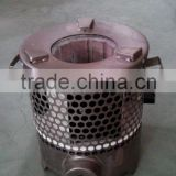 thermoelectric generator stove for normal family