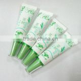 New style PE tube for 10-15g eye cream