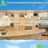 Crystal White Quartz Countertop Kitchen and dining-table