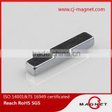 N48 Rare Earth Magnet Composite and Bar Shape magnetic bar