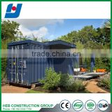 Fireproof waterproof bathroom wall board container house