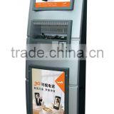 Shopping Center USB Mobile Phone Charge Kiosk, Cell phone charging machines