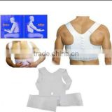 Strong Powerful Hot Cheap Posture Corrector Magnet Adult Back Brace Elastic Support Cord