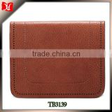 Wholesale cowhide men wallet leather make your own wallet black magic money