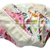 China Reusable Washable Female Bamboo Charcoal Menstrual Pad Cloth Sanitary Pad                                                                         Quality Choice