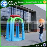 2016 inflatable air tight basketball game inflatable basketball hoop used basketball hoops for sale                                                                                                         Supplier's Choice