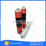 heat resistant BJ-258 Polyurethane Metal Plate special glue