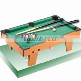 Top sell snooker table/billiard table toys for sale , snooker toys for Wholesale for children, EB032868