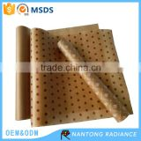 Silicone baking paper roll siliocne baking paper sheet food wrapping paper