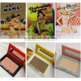 Hot selling the balm makeup kit eye shadow palette sexy lady eye shadow