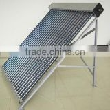 Good quality evacuated tube with heat pipe Solar collector ( factory )