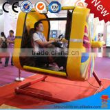 China Factory Direct Manufacturer Cheap Price flight simulator games/360 flight simulator with professional joysticks