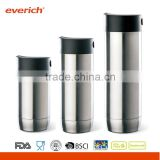 Double Wall Vacuum Insulated 18/8 Thermo Stainless Steel Travel Mug                                                                         Quality Choice