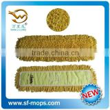 ITEM Y502YE floor cleaning mop,way clean mop,microfiber mop pad