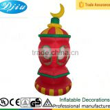 DJ-210 2015 New Egypt inflatable Tower decoration Arab Worship indoor