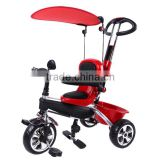 New model hot selling good quality Kid's smart trike,baby tricycle,children toy tricycle
