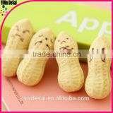 funny eraser set Creative stationery lovely boxed eraser simulation of peanuts children fancy erasers sets