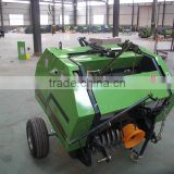Competitive price tractor mounted hot selling china mini round baler with CE certificate                                                                                                         Supplier's Choice