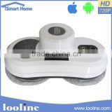 Looline Newest Product Auto Electronic Vacuum Cleaner With Safety Rope Portable Mini Vacuum Cleaner Robot