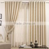 2016 New Simple Curtain Design for Hotel Project, Blackout Curtains, Curtain Fabric with Fire Retardant