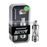 horizon arctic v8 tank Optional RTA Capability arctic v8 atomizer Pyrex Glass Reinforcement