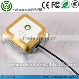 wholesale price mini internal ceramic chip gps antenna ufl with 1.13 cable IPEX connector