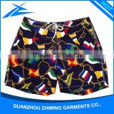 Quick Dry Casual Exercise Wear Womens Swim Shorts Beach Girl Shorts Pants 2016