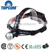 Factory Price Camping 1000 Lumens LED Headlamp Flashlight                                                                         Quality Choice