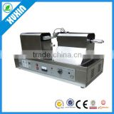 Soft Plastic tube ultrasonic toothpaste tube sealing machine with dating and cutting function