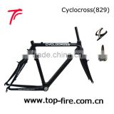 full carbon 700c cyclocross bike frames