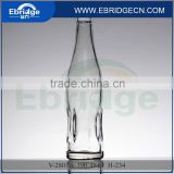 280ml soft drinks glass carbonated drinks bottle, alcoholic beverage glass bottle                                                                         Quality Choice
