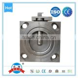 stainless steel butterfly valve for transformer