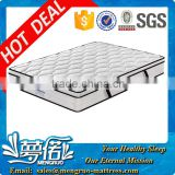 luxury comfort pocket spring hotel king size mattress                                                                                                         Supplier's Choice