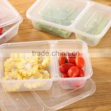 Custom Wholesale Clear Plastic Disposable Food Container                                                                         Quality Choice