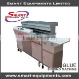 factory hot melt book binding machine