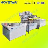 loading and unloading device glass screen printing machine