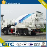 Concrete Mixer Cement truck with BPW AXLE PARTS