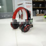 Hot sales wireless headphone bluetooth noise cancelling , bluetooth headphones with TF card