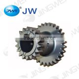 Good quality cylindrical spur gears use for car gearbox 20MnCr5 material transmission auto parts