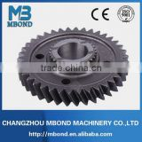 Popular series small gear reduction boxes, gearbox reducing gear, reduction double helical gear