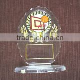 acrylic basketball trophies manufacturer
