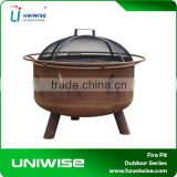 Outdoor Metal Round Fire Pit Fire Bowl/Outdoor Wood Burning Stoves