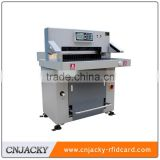 CNJ-G450V Electrical guillotine Automatic card cutter