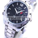 gift box 720P WRIST waterproof Pinhole hidden camera mans cool Watch