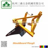 3 Point Furrow Plough Factory; Mouldboard plow for tractor; Tractor mounted cat one plow