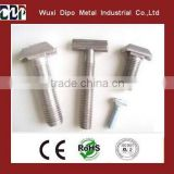 Special Cold Forged Steel Hammer Head T Bolt